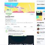 Puedes jugar Pokemon Red en el perfil de Twitter de alguien