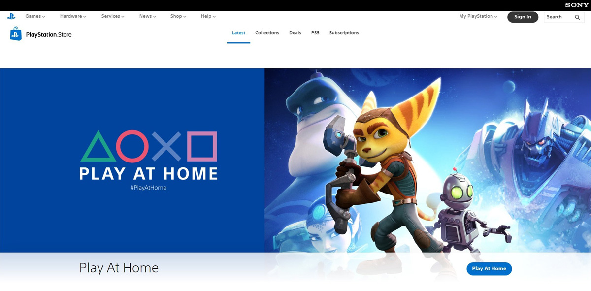 Sony PlayStation Ratchet & Clank Gratis PS4 PS5