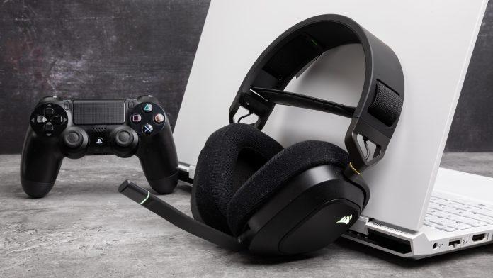 Revisión de Corsair HS80 RGB: unos auriculares sólidos para PC, PS4 y PS5