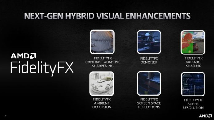 AMD FidelityFX Super Resolution Reportedly Set To Debut Later This Year