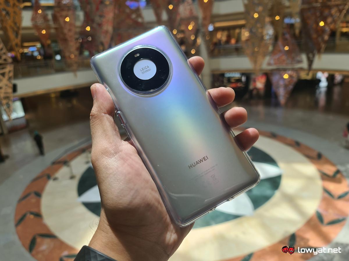 El buque insignia de Huawei Mate 40 Pro Hands On 4