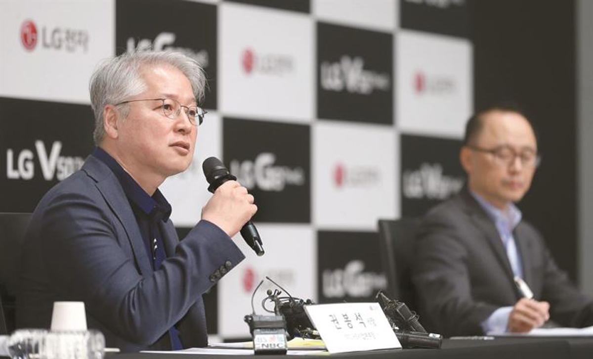 Según se informa, LG está considerando dejar el negocio de los teléfonos inteligentes