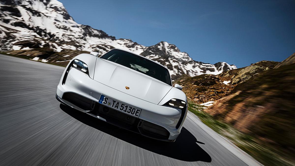 Proyecto Titan de desarrollo de chasis de Apple Porsche VP
