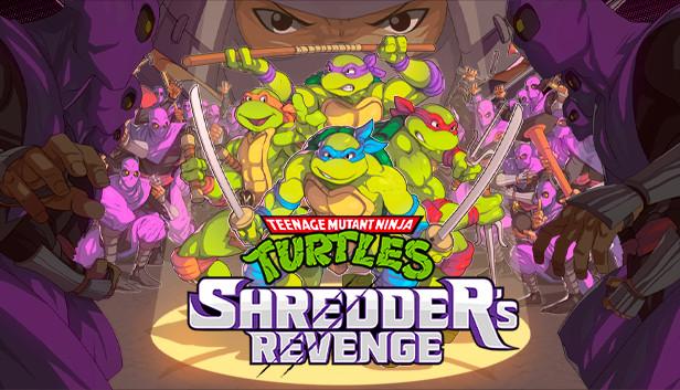 Teenage Mutant Ninja Turtles: Shredder's Revenge Appears To Be Pixel Art And Arcade Playstyle