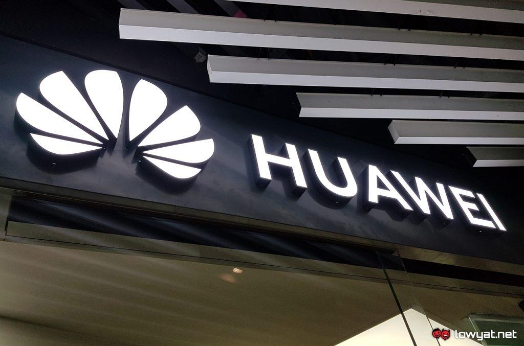 Smartphone de la galería de aplicaciones de Huawei