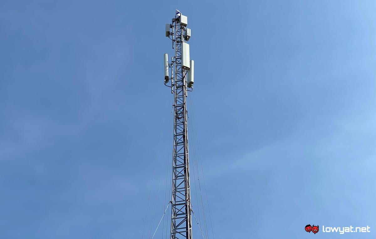 Estación base TM 5G Langkawi