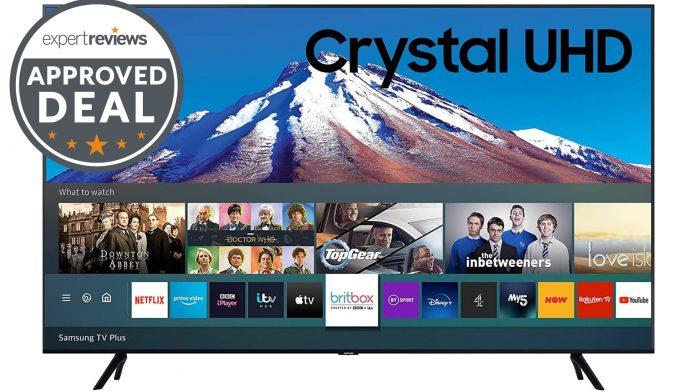 Última oportunidad de conseguir esta oferta de TV Samsung
