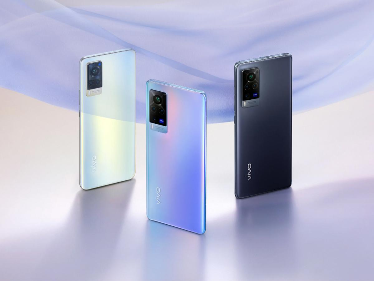 La serie Vivo X60 se lanzará pronto en Malasia