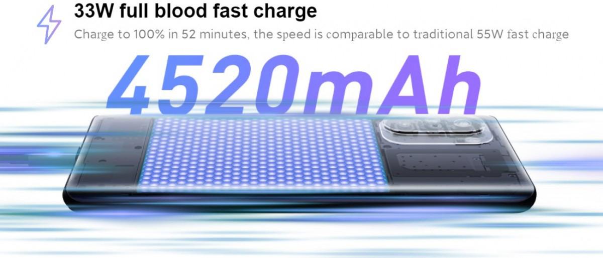 Serie insignia de Xiaomi Redmi K40 Pro Plus China