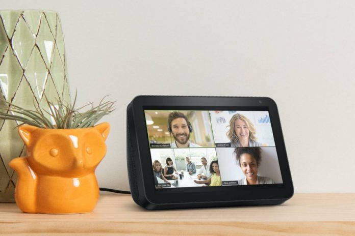 Zoom Will Be Made Compatible On Smart Displays