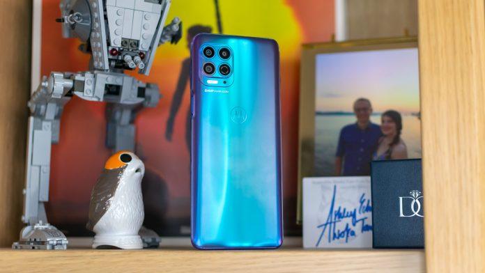 Revisión de Motorola Moto G100: una Moto más