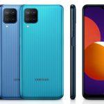 Samsung Galaxy M12 con pantalla de 6.5 pulgadas, cámaras traseras cuádruples de 48MP incluidas …