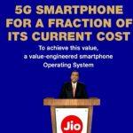 Qualcomm podría desempeñar un papel importante para los próximos teléfonos inteligentes Jio-Google