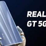 Realme GT 5G rompe la portada en un nuevo póster con triple cámara …