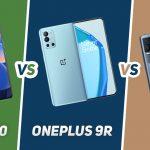 Vivo X60 Vs OnePlus 9R Vs iQOO 7: Precio en India, …