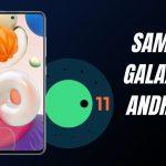 Samsung Galaxy A51 OneUI 3.0 Android 11 Actualización que se implementa en …