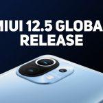 Xiaomi anuncia la actualización global de MIUI 12.5, el lanzamiento comienza en el segundo trimestre …