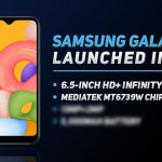 Samsung Galaxy M02 con pantalla Infinity-V de 6.5 pulgadas, batería de 5,000 mAh lanzada en …
