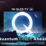 Mi TV Q1 Caja minorista 4K QLED de 55 pulgadas filtrada: precio de la caja, …