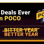 Venta de días de POCO: POCO X3, POCO M2 Pro, POCO C3 y …