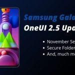 Samsung Galaxy M51 obtiene nueva carpeta segura, parche de noviembre con la última …