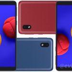 Samsung Galaxy A01 Core con batería no extraíble de 3000 mAh llega a FCC …