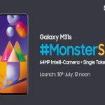 Samsung Galaxy M31s contará con Exynos 9611 Soc y 6GB RAM, …