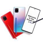 Samsung Galaxy Note 10 Lite con Exynos 9810 SoC, S Pen …