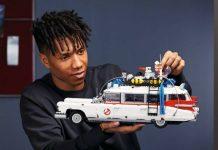 LEGO Ghostbusters ECTO-1 a un precio imperdible en Amazon