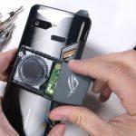 ASUS ROG Phone no le teme a nada: pasa la prueba de resistencia de manera brillante (video)