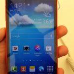 Aquí hay un primer video corto del Galaxy S4 Active, pero quedan dudas sobre las características técnicas