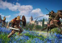 Assassin's Creed Valhalla se está preparando para nuevas actualizaciones y contenido gratuito