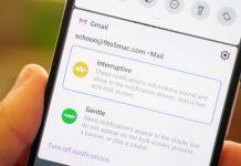 Cómo bloquear las notificaciones de spam en Android