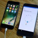Cómo transferir archivos desde un iPhone a un teléfono Android