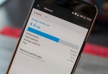 Cómo verificar el consumo de RAM en Android