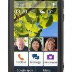 Doro Liberto 820: el teléfono inteligente diseñado para personas mayores