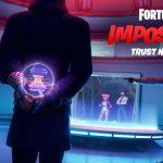 """El modo """"Impostor"""" de Fortnite está entre nosotros, e Innersloth no lo es …"""