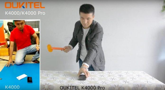 A Natale siamo tutti più buoni, ma non Oukitel: martellate per iPhone 5, K4000 e K4000 Pro (video)