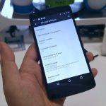 Google confirma el paro de producción del Nexus 5 (actualizado con réplica)
