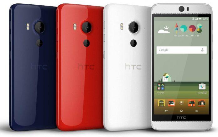 HTC anuncia One M9 + Aurora Edition y saca Butterfly 3 de Japón (foto)