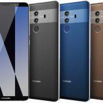 Aquí está Huawei Mate 10 Pro (y alguna confirmación indirecta sobre las especificaciones)
