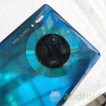Huawei Mate 40 aspira al club de los 108 megapíxeles, pero quiere hacerlo todo por sí solo