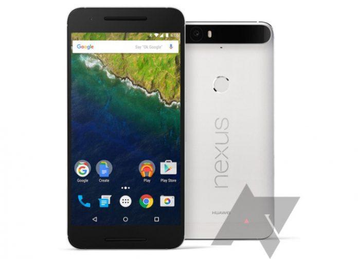 Huawei Nexus 6P con espansione di memoria via microSD, secondo l'FCC