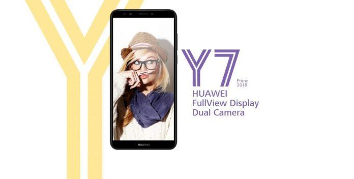 Huawei presenta Y7 Prime 2018: Snapdragon 430, dual cam e Android Oreo senza notch (foto)