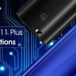 Las nuevas versiones en azul y negro de Oukitel U11 Plus están en pre-pedido por 118 € (foto)