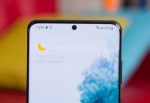Las pantallas de los teléfonos inteligentes Samsung han comenzado a volverse verdes en masa.  Qué hacer