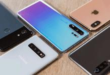 Las ventas de teléfonos inteligentes continúan cayendo.  Samsung fue el que menos sufrió