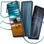 Moto G50 está a la vuelta de la esquina: aparecen las especificaciones y las primeras imágenes del próximo smartphone de Motorola (fotos)