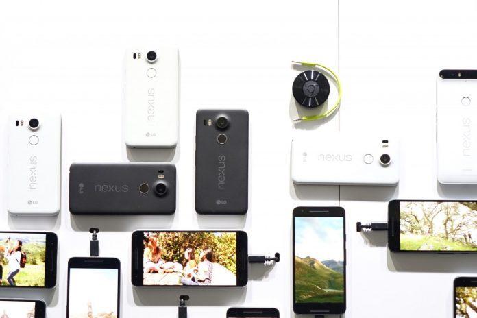 Nexus 5X e 6P hanno un LED di notifica, ma non lo usano