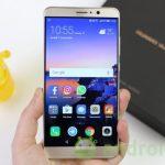 No Huawei Mate 10 en IFA: el objetivo es competir con el iPhone 8 en todos los frentes, incluida la pantalla completa